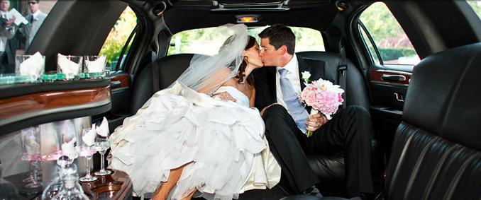 New Mexico Wedding Limousine